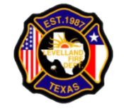 Fire Department Logo - Est. 1987 Texas