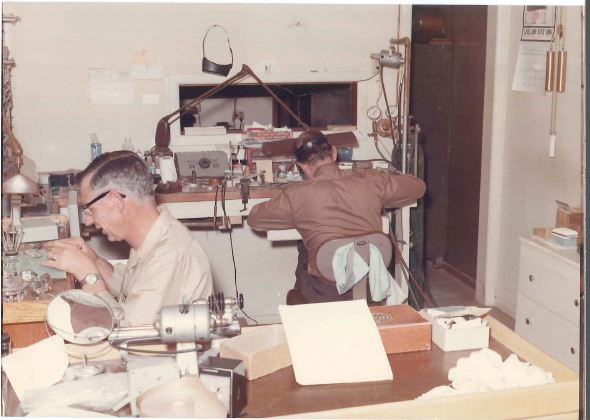 H.D. Bo Atchison-Watch making 1960s.JPG